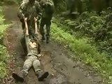 Captured Army Girl Forcefully Fucked By Paramilitary Soldiers