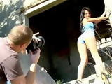 Shooting Gangbang Action Fucking In The Public
